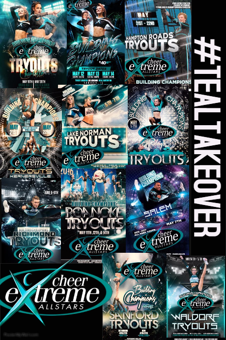 CEA Tryout Collage