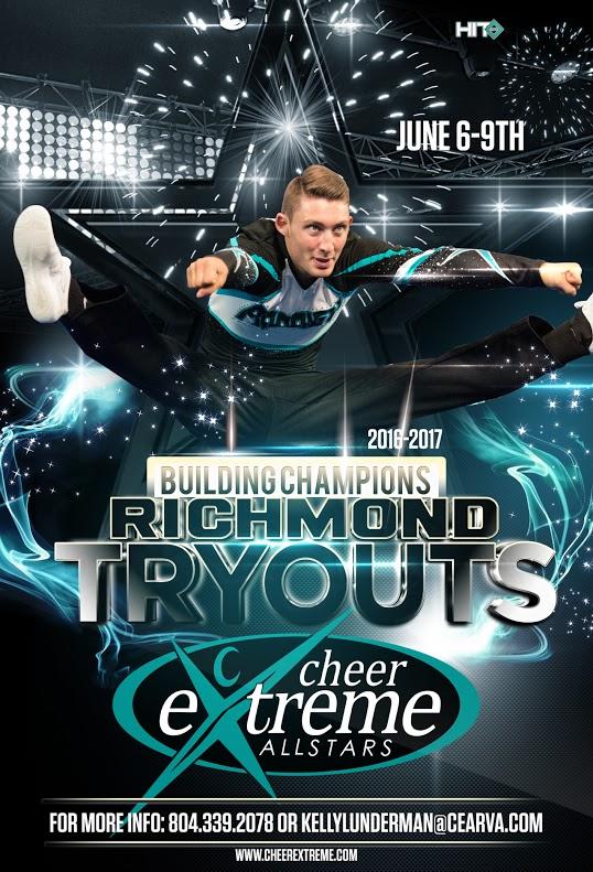 Cheer Extreme - Richmond