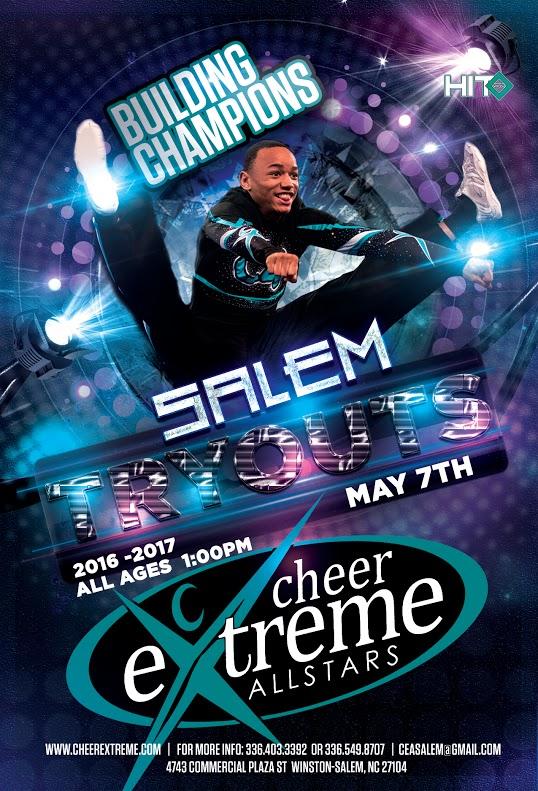 Cheer Extreme - Salem