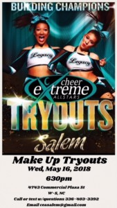 SALEM TRYOUTS2018