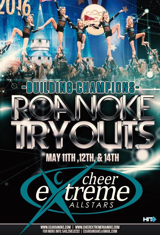 Cheer Extreme - Roanoke