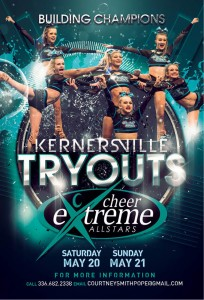 KernersvilleTryouts